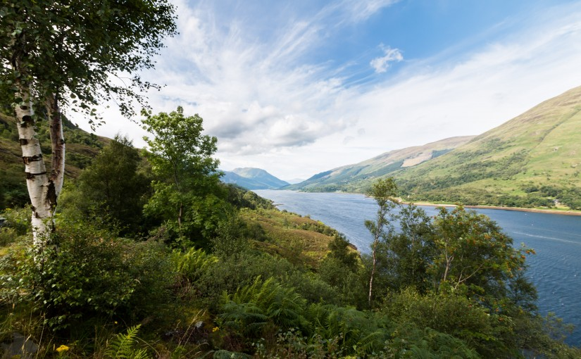 Tag 6: Loch Leven & Fort William