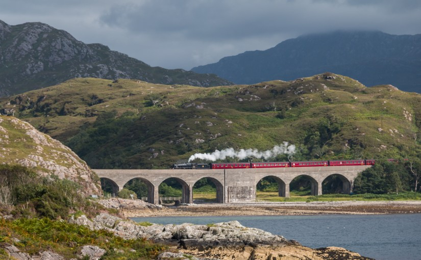 Tag 8: Harry Potter Bridge, Glenfinnan & Arisaig