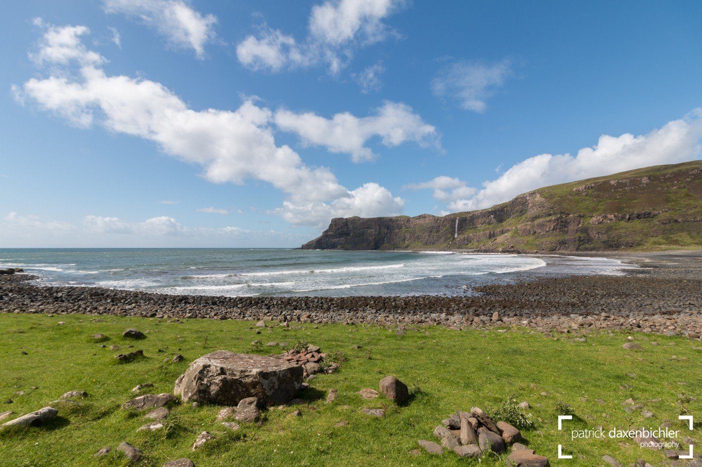 Talisker Bay, Isle of Skye
