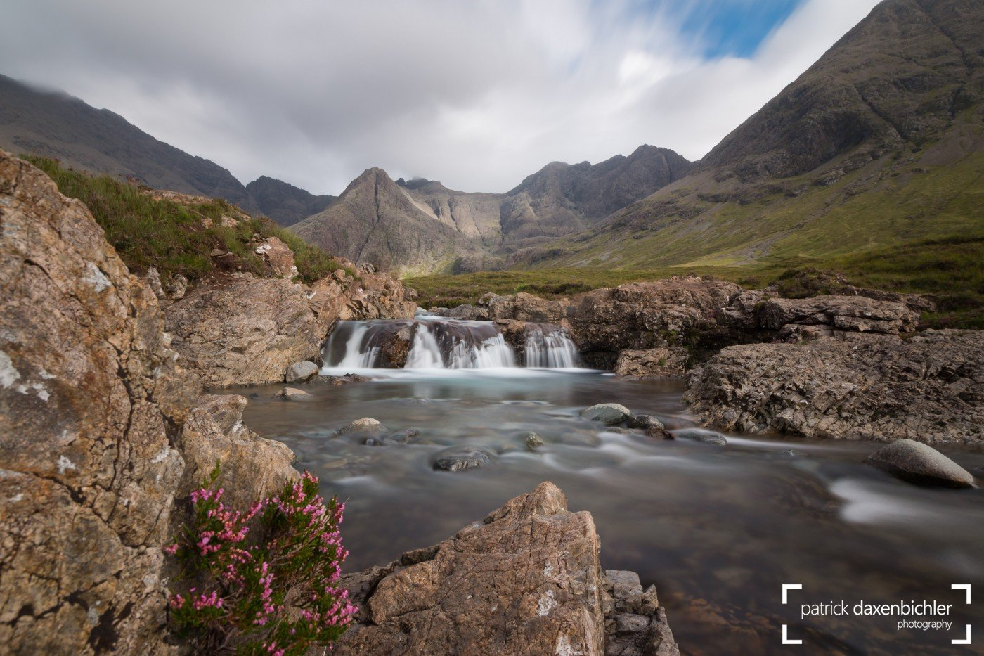 Fairy Pools, Glen Brittle, Isle of Skye